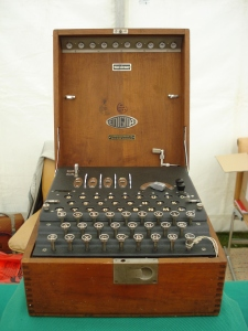 A Naval Enigma Machine