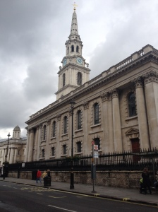 St Martins-in-the-Field, London